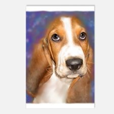Cool Basset Postcards (Package of 8)