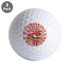 good_karma Golf Ball
