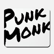 Punk Monk Mousepad