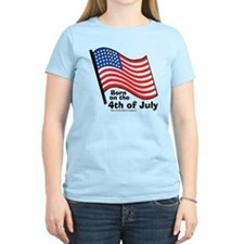 born-on-4th-of-july T-Shirt
