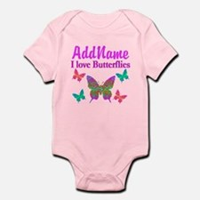 LOVE BUTTERFLIES Infant Bodysuit