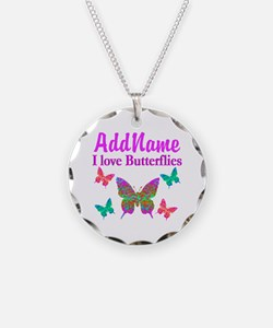 LOVE BUTTERFLIES Necklace