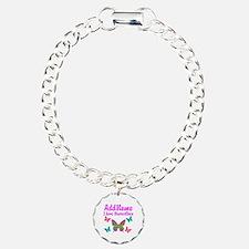 LOVE BUTTERFLIES Charm Bracelet, One Charm