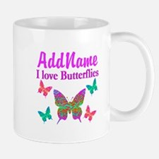 LOVE BUTTERFLIES Mug