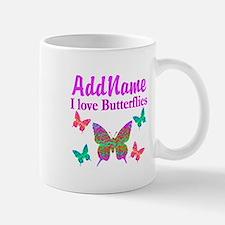LOVE BUTTERFLIES Small Mugs