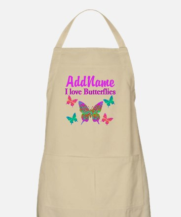 LOVE BUTTERFLIES Apron