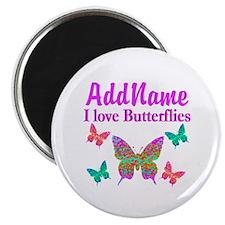 LOVE BUTTERFLIES Magnet