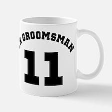blackteamjrgroomsman11 Mug