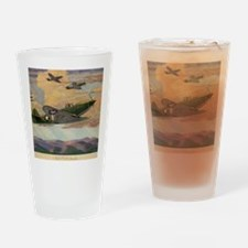 Airacobras Drinking Glass