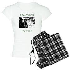 Remember Nature copy Pajamas