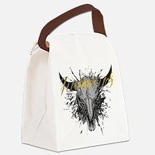 juventus bull Canvas Lunch Bag