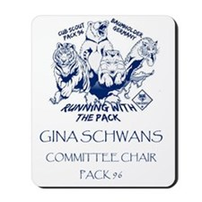 COMMITTEE CHAIR 96 Mousepad