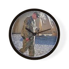 mitch Wall Clock