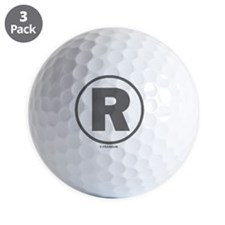 REGISTERED TRADEMARK Golf Ball