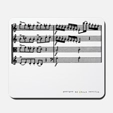 music_score_03 Mousepad