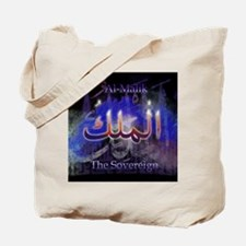 Al-Malik_smallblack Tote Bag