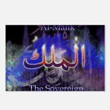 Al-Malik_smallblack Postcards (Package of 8)