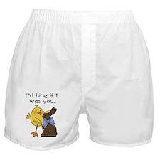 chocolatehide Boxer Shorts