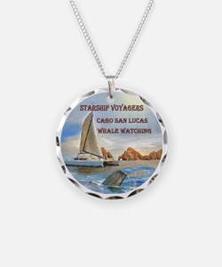 STARSHIP VOYAGERS Cabo  San  Necklace
