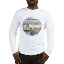 STARSHIP VOYAGERS Cabo  San Lu Long Sleeve T-Shirt