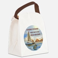 STARSHIP VOYAGERS Cabo  San Lucas Canvas Lunch Bag