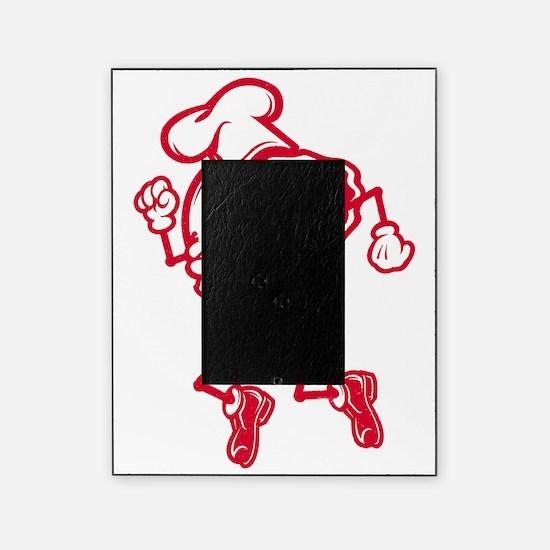 Steak_Black_Red Picture Frame