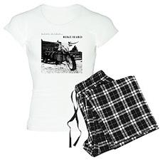 Ride Hard copy Pajamas