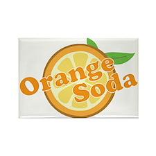 orangesoda Rectangle Magnet
