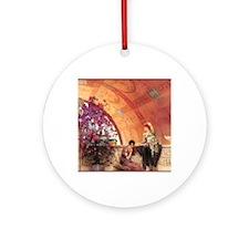 CALunconsciousrivals Round Ornament