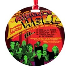 Hell-Audience-52x66 Ornament