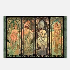 CALmucha2 Postcards (Package of 8)