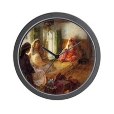 CALbridgmanharem Wall Clock