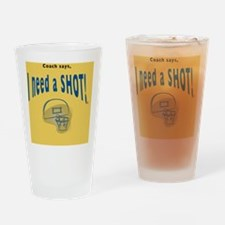 Need a Shot - Hoop Drinking Glass