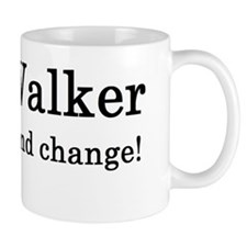 scott walker my hope and changedbumpl Small Mug