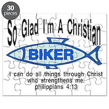 CHRISTIAN BIKER Puzzle