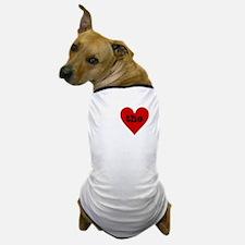IHeartITGuyDrk Dog T-Shirt