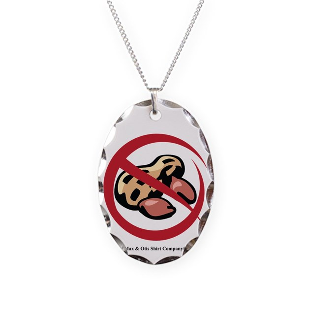 peanut allergy necklace by admin cp837887