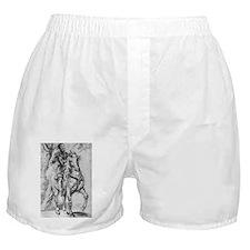 Study for The Duke of Lerma Boxer Shorts