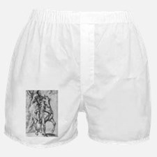 Study for The Duke of Lerma Boxer Shorts