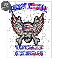 LEAN MEAN CLEAN Puzzle