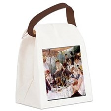 CALrenoirlunch Canvas Lunch Bag
