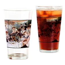 CALrenoirlunch Drinking Glass