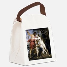 Venus and Adonis Canvas Lunch Bag