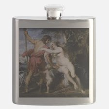 Venus and Adonis Flask