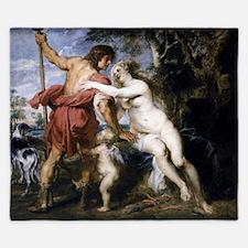 Venus and Adonis King Duvet