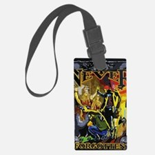 NEVER FORGOTTEN Luggage Tag