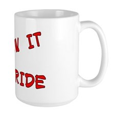 SCREW IT WHITE Mug