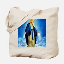 MilagrosaWoodCafeP Tote Bag
