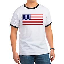 American US Flag T