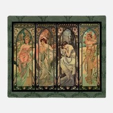 MPmucha2 Throw Blanket
